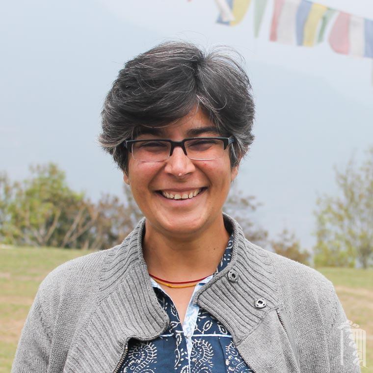 Vasudha Wanchoo (Verwaltungsleiterin)