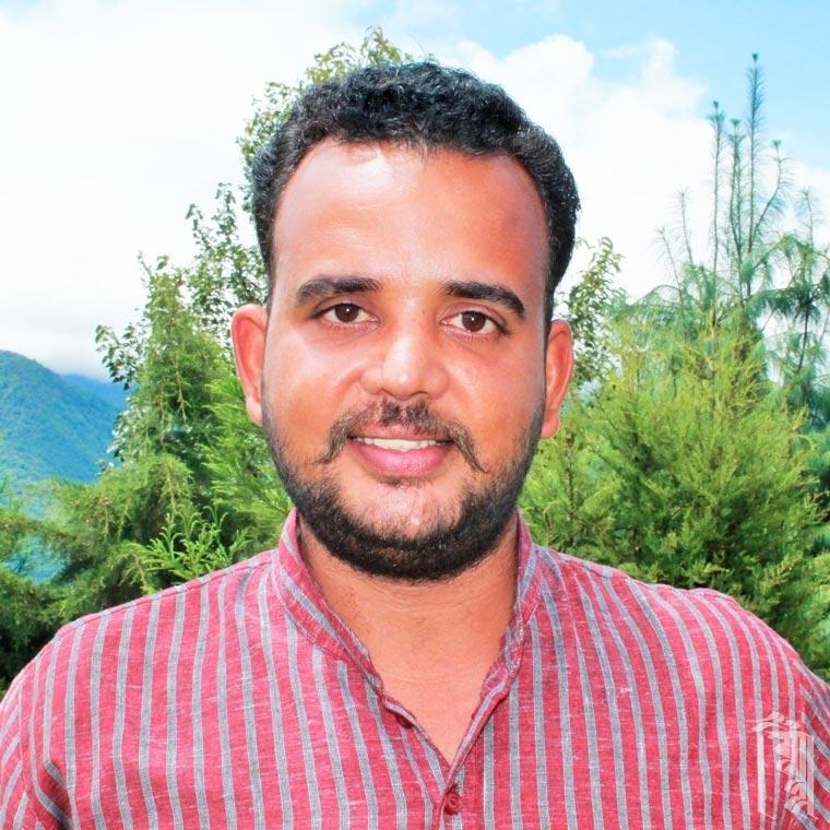 Saurabh Sharma (Verwaltungsassistent)
