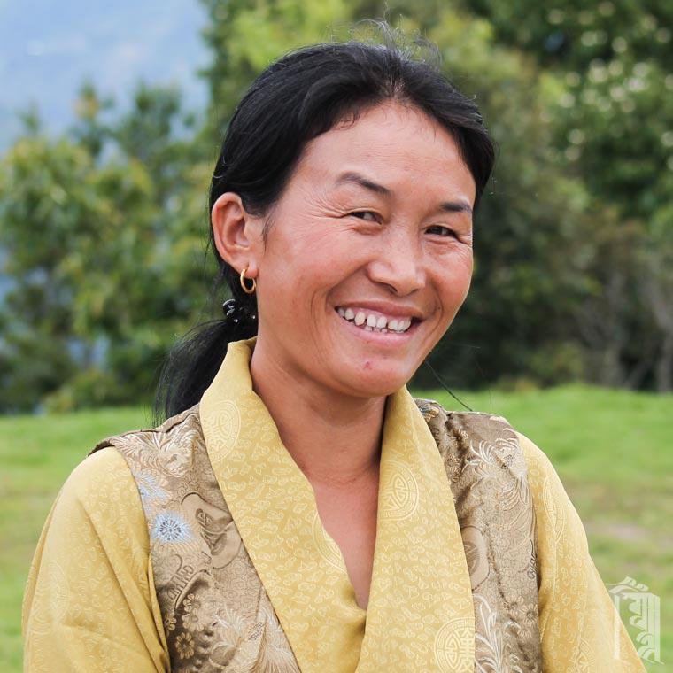 Tsering Yangzom (Ganglha Haus)