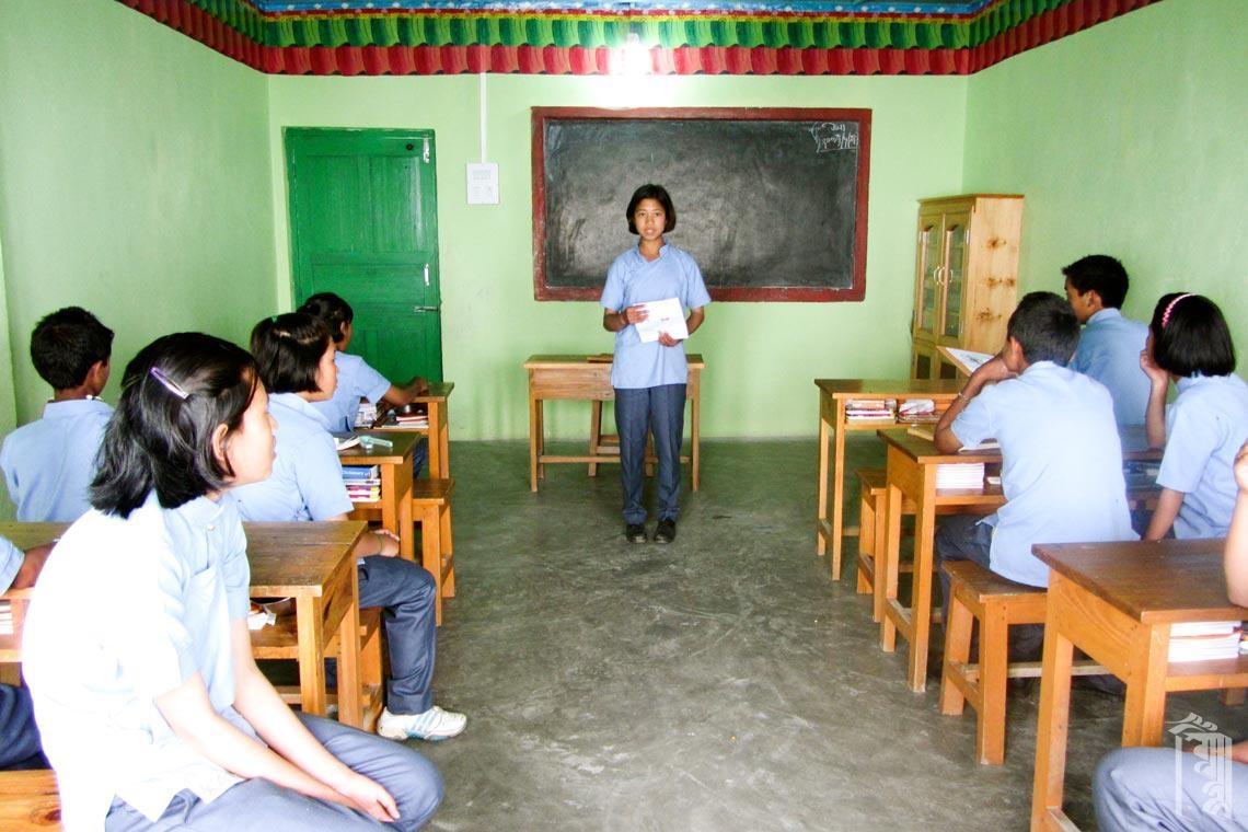 Schülerpräsentation