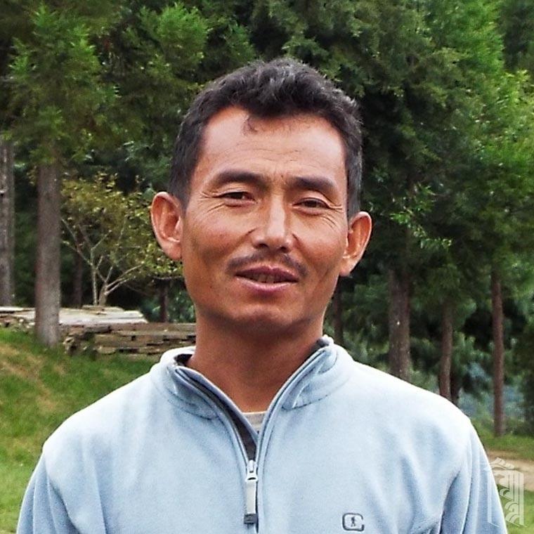 Dorjee Lama (Fuhrparkleiter)