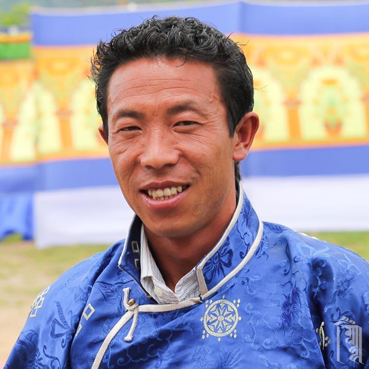 Lham Dorjee (Campusleiter)