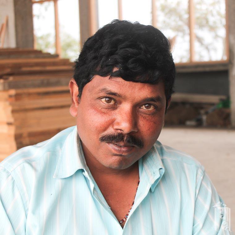 Pradip Sutradhar (Schreiner)